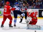 Победа в матче ЧМ Финляндия – Беларусь обеспечила финнам выход в плей-офф