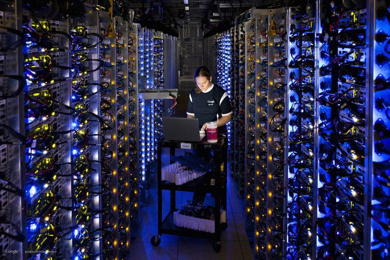 google-данные пользователей интернета