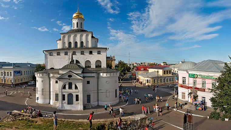 российский город владимир