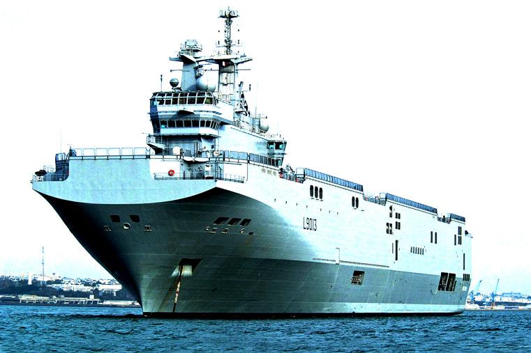 новые корабли мистраль для россии возврат денег