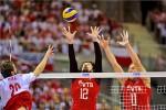 Первый матч Мировой лиги по волейболу Польша – Россия