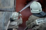 Минувшей ночью в Кемерово подожгли административное здание