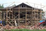 Реставрация деревянного дома обернется большой проблемой