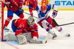 Победа сборной России на ЧМ по хоккею 2015 в матче Россия — Норвегия