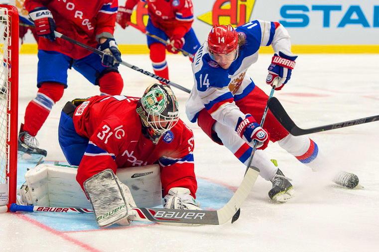 матч россия – норвегия чм по хоккею 2015
