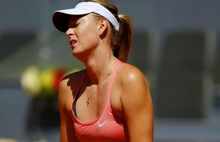 мария шарапова теннисный турнир в мадриде 2015