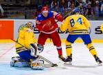 Завершились четвертьфиналы ЧМ по хоккею 2015