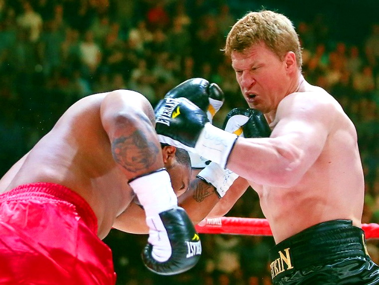 бой поветкин-перес бокс