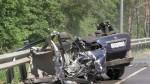 Авария на Щёлковском шоссе 9-06-2015