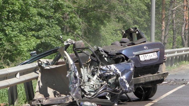 авария на щелковском шоссе 9-06-2015