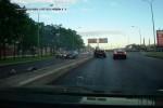 Авария на Выборгской набережной 9 июня