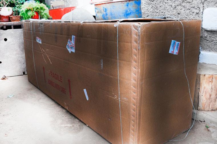 доставка товаров из сша через посредника