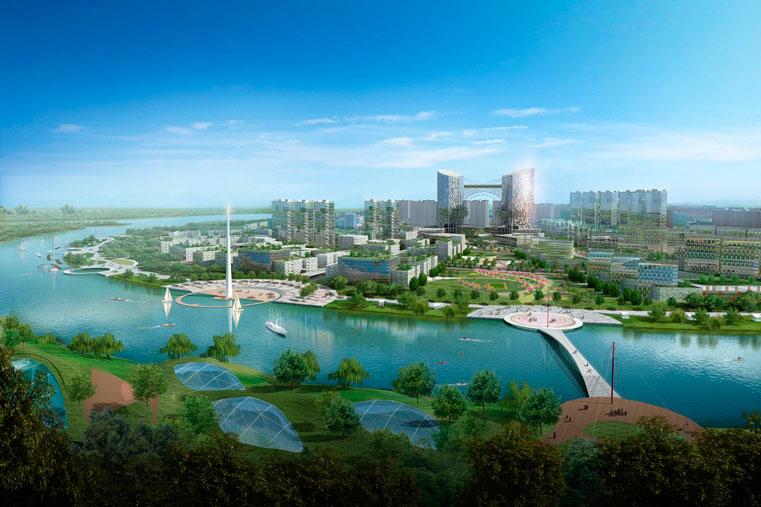 современный город будущего какой он