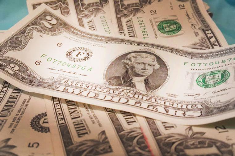 новый курс доллара на 17 июня