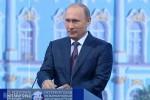 Путин на экономическом форуме 2015, видео