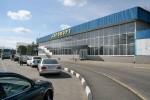 Новый терминал в Симферополе, а крыша уже протекает