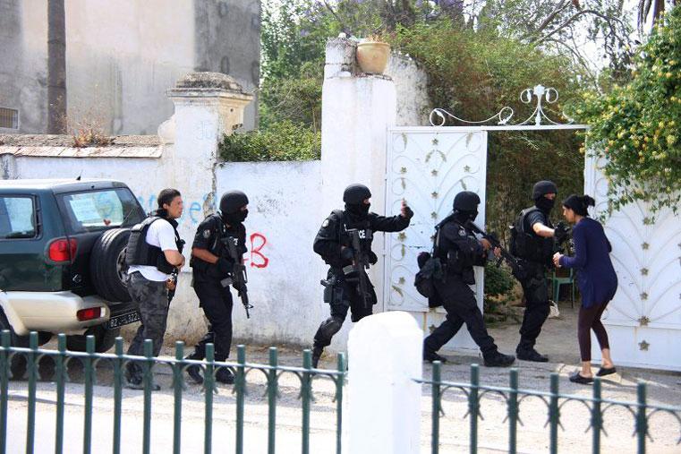 стрельба в отеле тунис