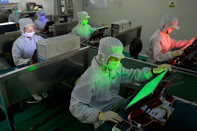 китайский гигант связи корпорация tcl