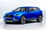 Jaguar F-Pace рассекретили перед премьерой