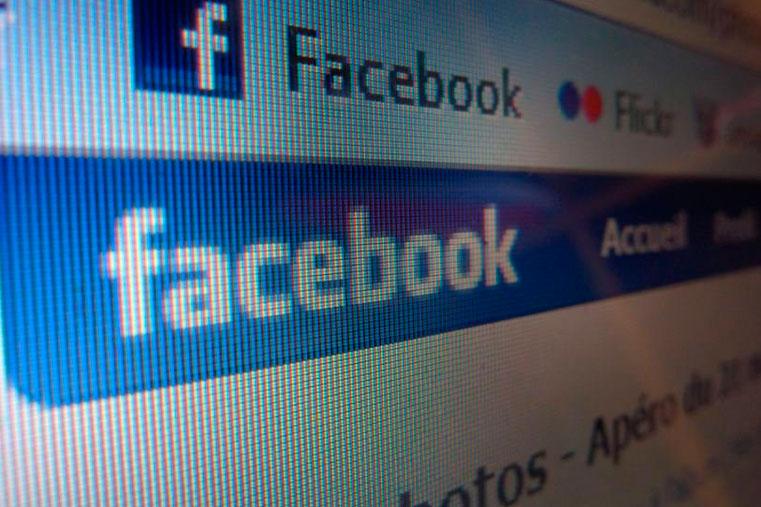facebook-скрин аккаунта