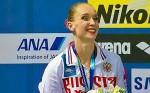 Очередное золото Ищенко Натальи на ЧМ по водным видам спорта 2015