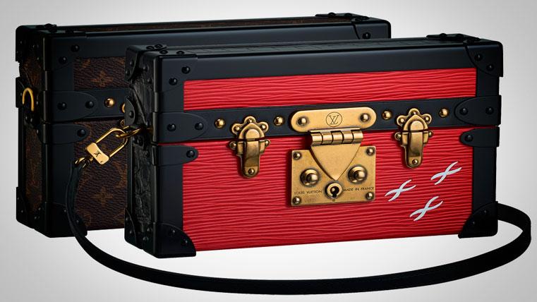 Коллекция сумок бренда Louis Vuitton поразила публику своими изменениями...