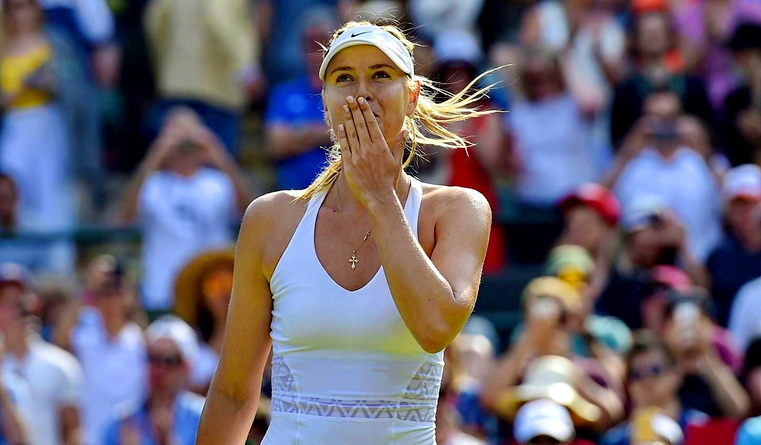 шарапова мария теннис третий круг уимблдон 2015