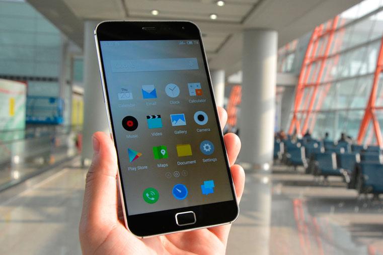 смартфон фото Meizu-MX4-Pro
