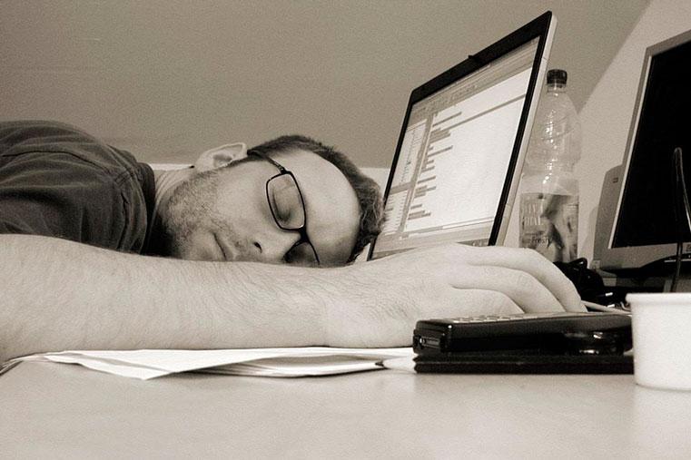 спать на работе форекс