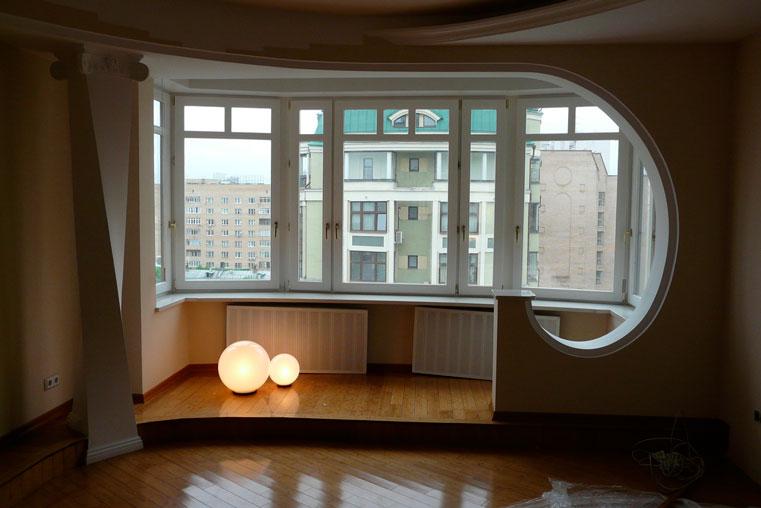 теплая лоджия в вашем новом доме фото