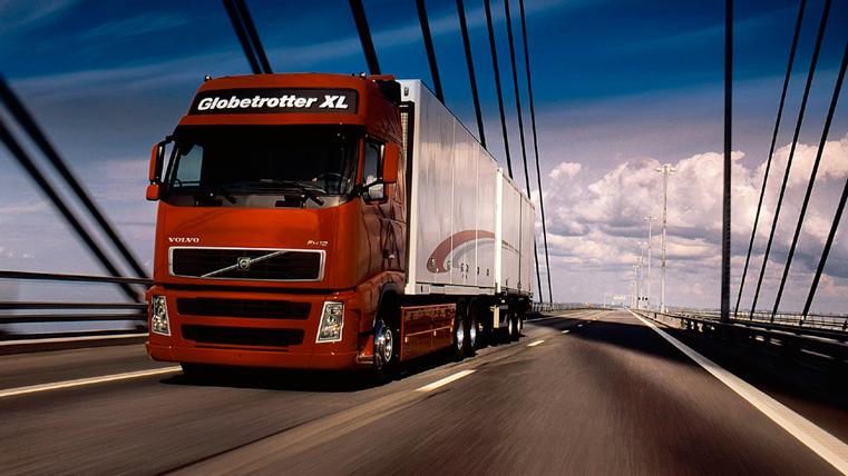 80% всех грузов перевозится на автомобилях
