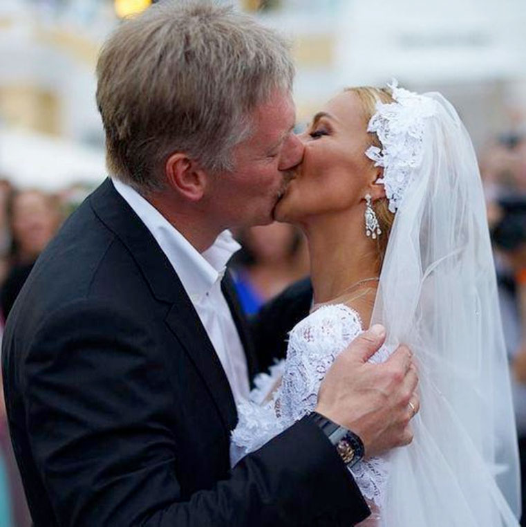 часы пескова на свадьбе фото 37 миллионов