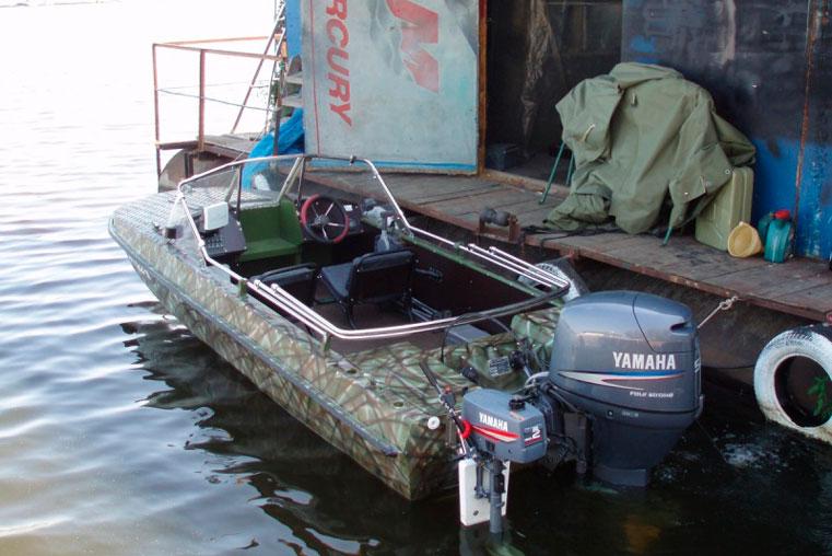 фото лодка крым