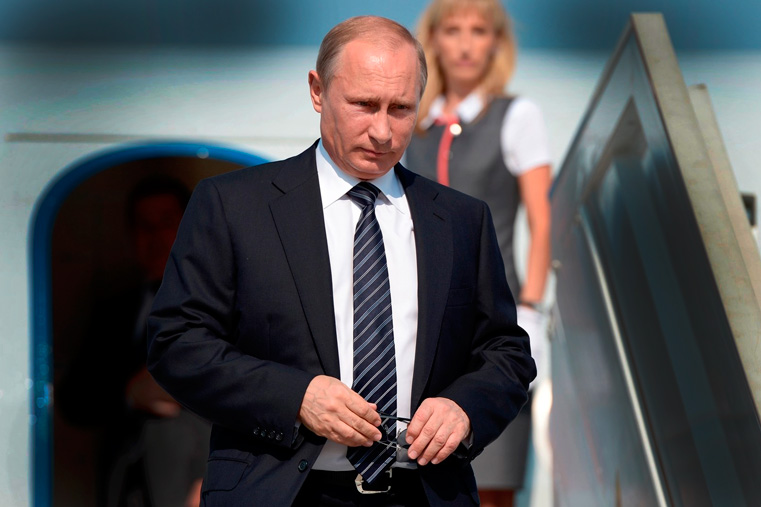 президент путин в крыму