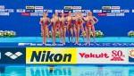 Синхронистки России завоевали восьмую золотую медаль на ЧМ по водным видам спорта