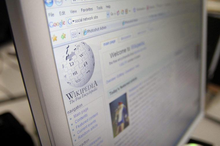 страница википедии