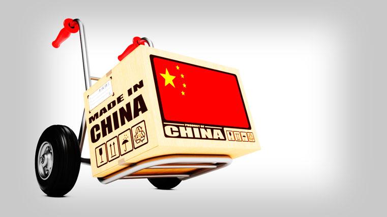 В Россию стали чаще привозить товары из Китая