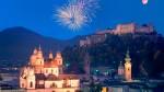 Австрийский городок Зальцбург славится своими фестивалями