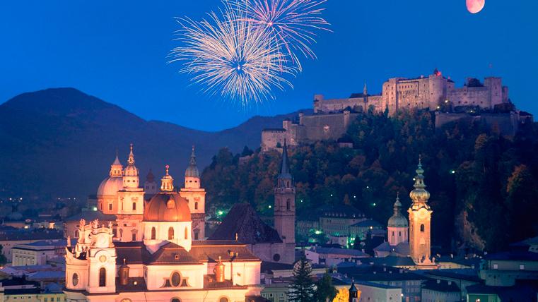 Какие праздники проходят в Зальцбурге?
