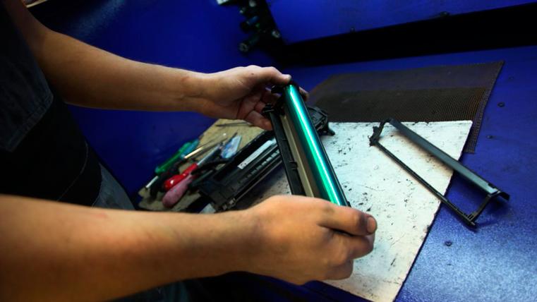 Заправка лазерных принтеров становится прибыльным делом