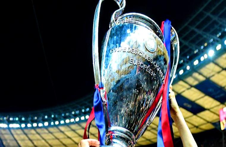 футбол жеребьевка лига чемпионов