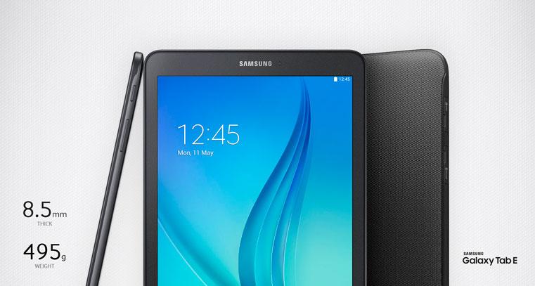 модный современный планшет Samsung-Galaxy-Tab-E-SM-T561