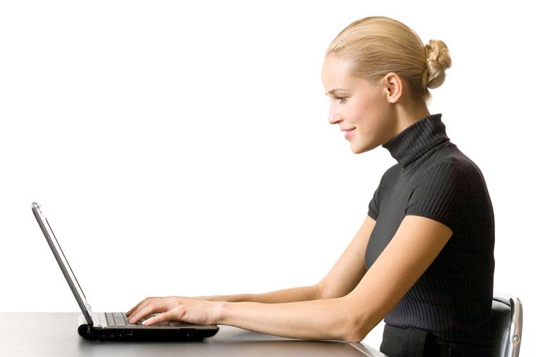 работа онлайн из дома на компьютере