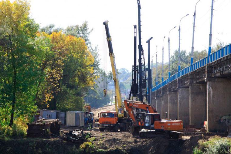 первомайский мост брянск фото