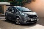 «Kia» обнародовал обновленную версию модели Venga