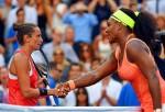 Серена Уильямс и Симона Халеп покидают US Open – 2015