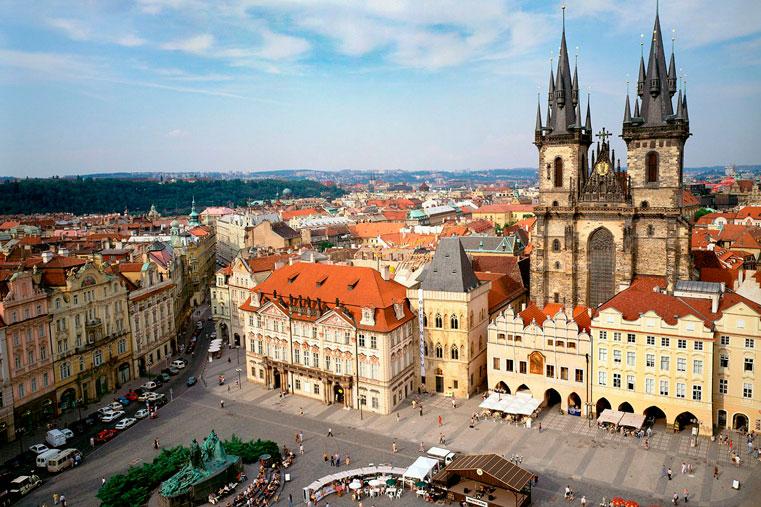 недвижимость в чехии сколько стоит