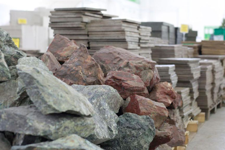 на рынке строительных материалов