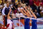 Поражение сборной России во втором туре на Кубке мира по волейболу 2015