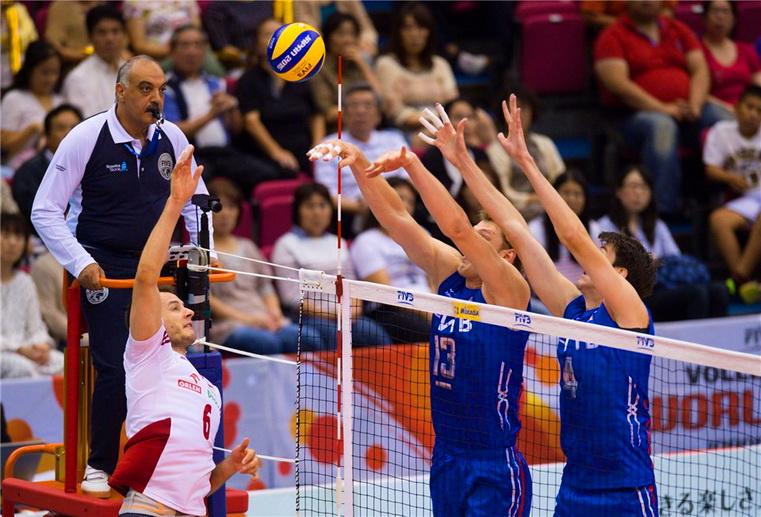 россия-польша кубок мира по волейболу